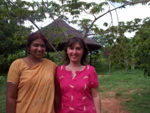 Olya Clark, India 2012
