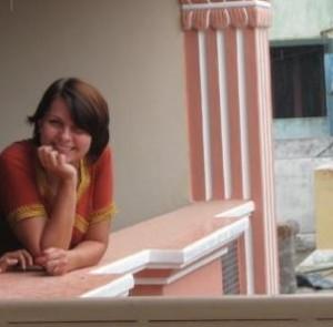 Rachel Meeker, India 2010