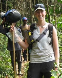 Sarah Sawyer, Cameroon 2009